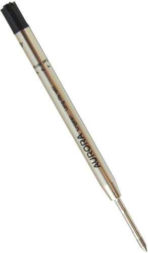 Aurora AU-132-N-M Черный стержень для шариковых ручек (M), 0,7 мм.