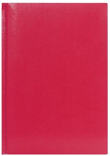 Avanzo Daziaro LXX65025-060 Ежедневник Manchester, 145x205 мм, красный