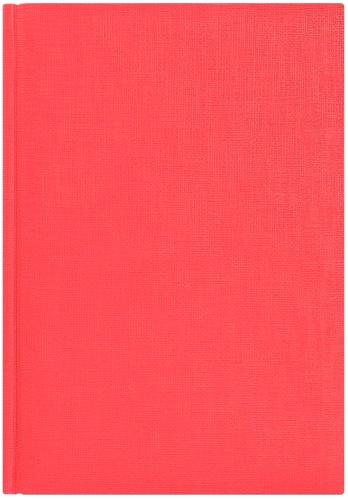 Avanzo Daziaro LXX65052-060 Ежедневник недатированный City Flax 145х205 мм, красный
