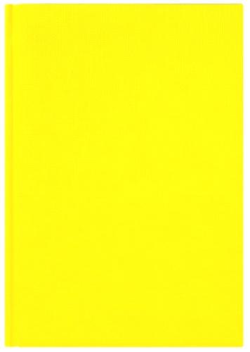 Avanzo Daziaro LXX65052-075 Eжедневник недатированный City Flax, 145х205 мм, желтый