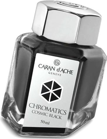 Caran d`Ache 8011.009 ������ � ������� ��������� Chromatics, Cosmic Black