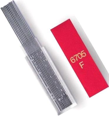 Caran d`Ache 6705.350 Грифели для механических карандашей Leads, 0.5 мм