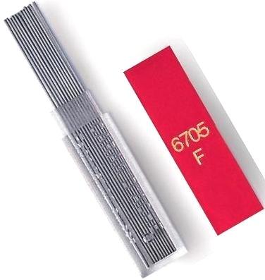 Caran d`Ache 6707.350 Грифели для механических карандашей Leads, 0.7 мм
