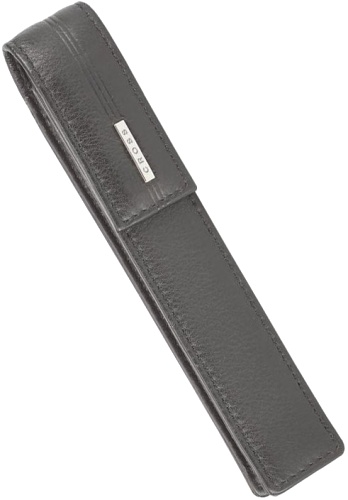 Cross AC259-1 Кожаный футляр для одной ручки, черный
