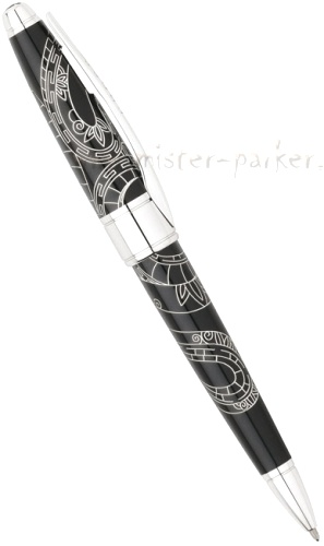 Подробнее о Ручка шариковая Cross Apogee Special Edition Year of the Snake 2013, China Black Lacquer CT