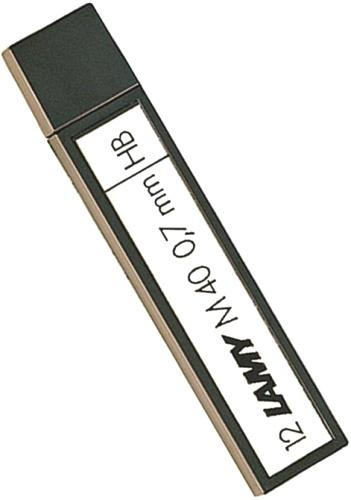 Lamy M 40 Грифели 0,7 мм для механических карандашей , M40