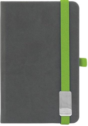Lanybook XXLT26A-492/F115 Записная книжка Tucson, 90x140 мм, серый