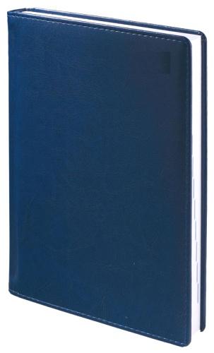 Letts 412 141320 Ежедневник Umbria, синий