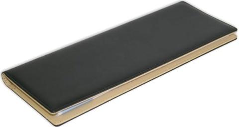Letts 412 322010 Планнинг Global Deluxe (Ibiza) черный