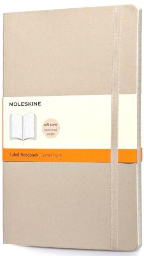 Moleskine QP616G4 Блокнот А5 Classic, Бежевый