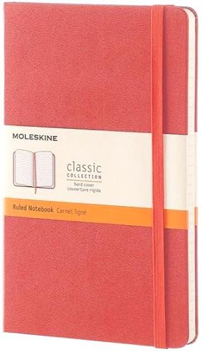 Moleskine QP060F16 Блокнот А5 Classic, Оранжевый