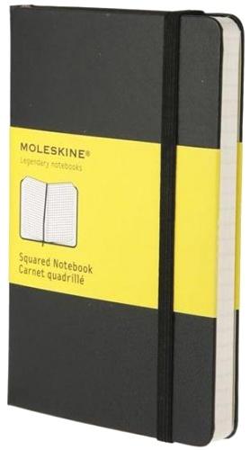 Moleskine MM712 Блокнот B7 Classic, Черный