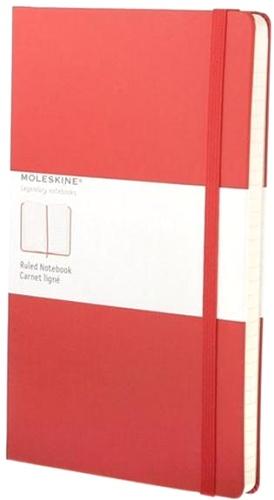 Moleskine MM710R Блокнот B7 Classic, Красный