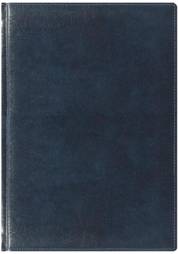 Nazarenogabrielli L17548854-030 Ежедневник датированный А4 Madrid, Синий