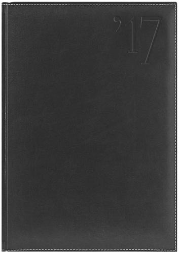 Nazarenogabrielli 170548826I-050 Ежедневник датированный А4 Portland, Черный
