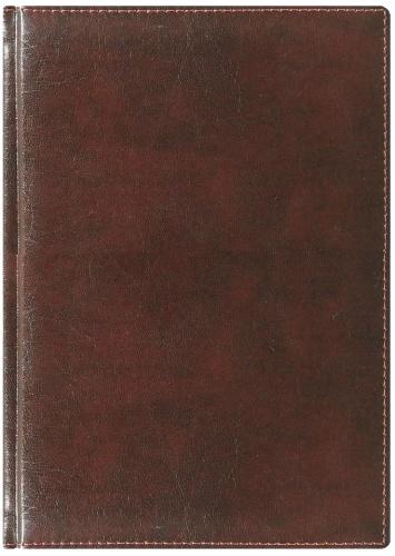 Nazarenogabrielli L17545954-020 Ежедневник датированный А5 Madrid, Коричневый