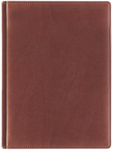Nazarenogabrielli 170545926S-020 Ежедневник датированный А5 Reina, Коричневый