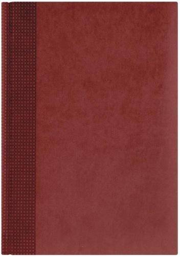 Nazarenogabrielli 1705450220-101 Ежедневник датированный А5 Velvet, Красный