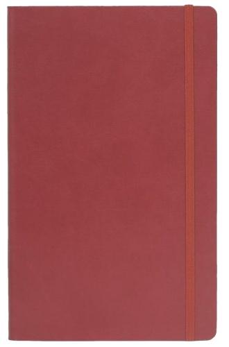 Nazarenogabrielli XX0626823P-060 Бизнес блокнот Portobello Portland Flex, 130х210 мм, красный