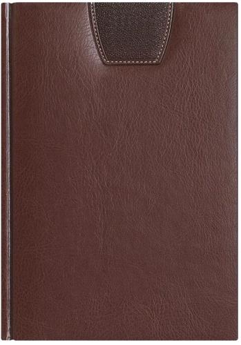 Nazarenogabrielli XX0545126X-110 Ежедневник недатированный SHIA, коричневый