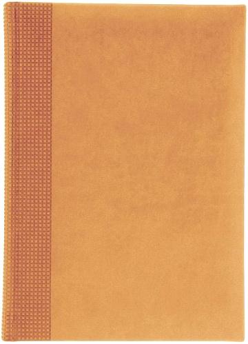 Nazarenogabrielli XX05451220-430 Ежедневник недатированный Velvet, апельсин