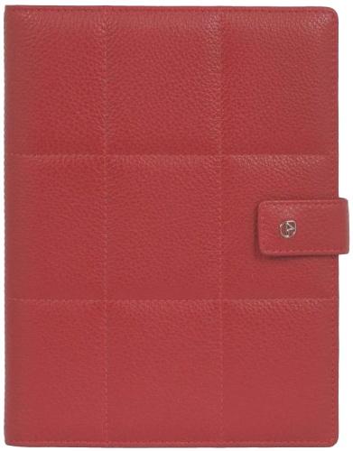 Nazarenogabrielli XX0545248M-021 Ежедневник-портфолио недатированный ROYAL, красный