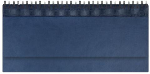 Nazarenogabrielli 1705495810-031 Планинг датированный Velvet, Синий