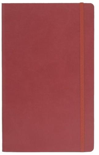 Nazarenogabrielli XX0LQ2423P-060P Записная книжка Portobello Portland Flex, 130х210 мм, красный