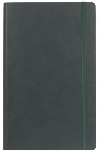 Nazarenogabrielli XX0LQ2423P-080 Записная книжка Portobello Portland Flex, 130х210 мм, зелёный