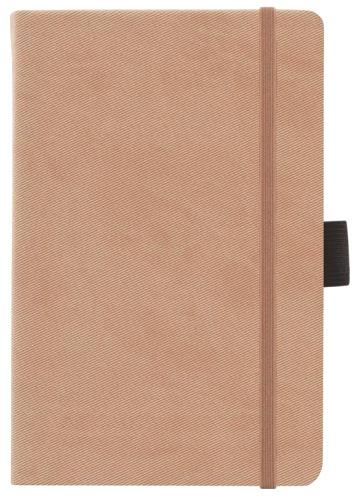 Nazarenogabrielli XX0LQ2422Y-060 Записная книжка Portobello Rigel, 130х210 мм, бежевый