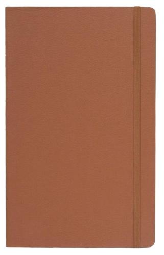 Nazarenogabrielli XX0LQ2523R-030 Записная книжка Sorrento Flex, 130х210 мм, коричневый
