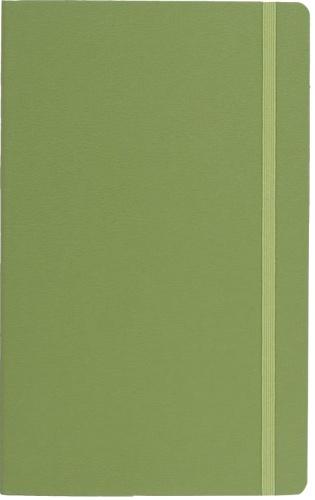 Nazarenogabrielli XX0LQ2523R-130 Записная книжка Sorrento Flex, 130х210 мм, зеленый