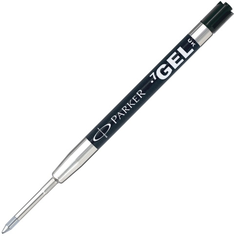 Parker S0881260 Черный гелевый стержень для шариковой ручки Z05 (M)