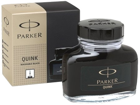 Parker 700307/05 ������ � ���������� ������� (Washable Black) ��������� ��� �������� ����� Quink, Z13