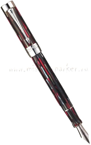 Подробнее о Перьевая ручка Parker Duofold Centennial Senior Red Limited Edition
