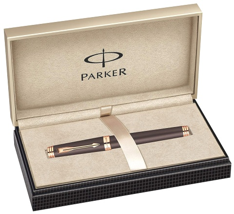 Подробнее о Ручка-роллер Parker Premier T560, Soft Brown PGT