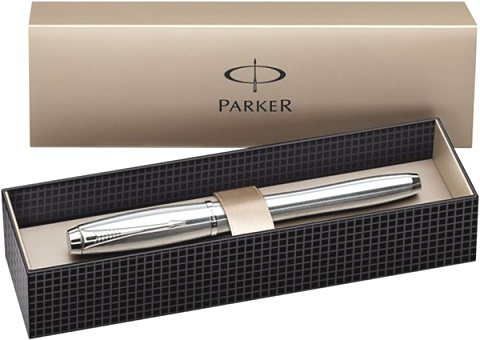 Подробнее о Ручка-роллер Parker Urban T200, Metro Metallic CT