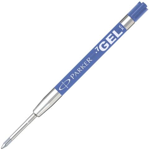 Parker 1950346 Синий гелевый стержень для шариковых ручек Quink GEL Z05 (M)