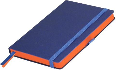 Portobello Trend 1703148-070 Ежедневник датированный А5 Blue ocean, Синий / Оранжевый