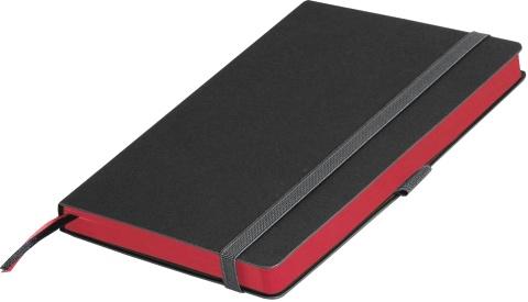 Portobello Trend 1703149-060 Ежедневник датированный А5 Space, Черный / Красный