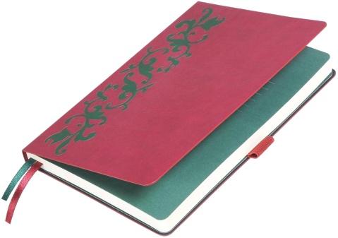 Portobello Trend LXX1601263-050 Ежедневник недатированный А5 Russia, Красный / Зеленый