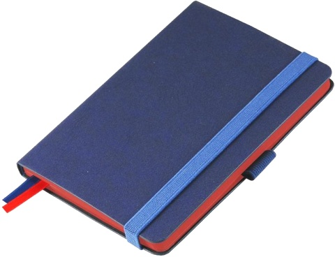 Portobello Trend LXX1621148-060 Ежедневник недатированный А6 Blue Ocean, Синий