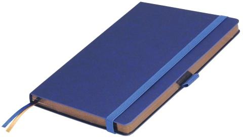 Portobello Trend LXX1401148-bronze/1 Ежедневник недатированный Nazarenogabrielli Blue ocean, синий / бронзовый