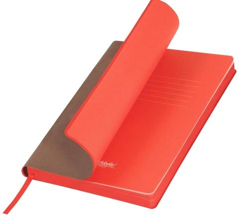 Portobello Trend LXX1501254-020 Ежедневник недатированный Nazarenogabrielli Latte, каппучино / красный