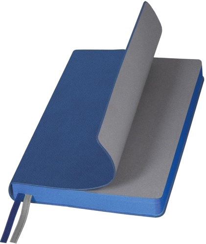 Portobello Trend LXX1401144-030/1 Ежедневник недатированный Nazarenogabrielli Rain, 145х210 мм, синий