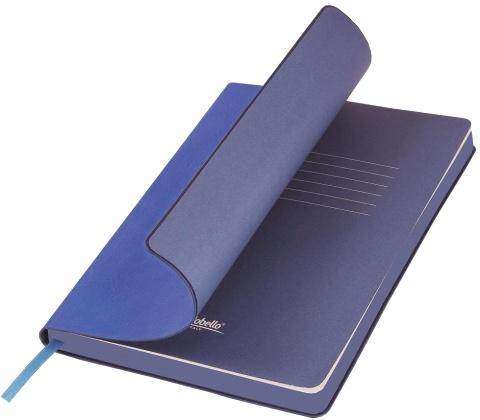 Portobello Trend LXX1501256-240 Ежедневник недатированный Nazarenogabrielli River side, 145х210 мм, лазурный / синий