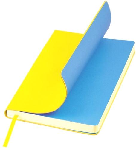 Portobello Trend LXX1401141-075/1 Ежедневник недатированный Nazarenogabrielli Sky, 145х210 мм, желтый