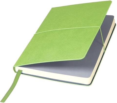 Portobello Trend LXX1401143-040/1 Ежедневник недатированный Nazarenogabrielli Summer time, 145х210 мм, ярко-зеленый