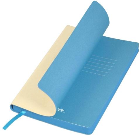 Portobello Trend LXX1501254-525/1 Ежедневник недатированный Latte, Бежевый / Голубой