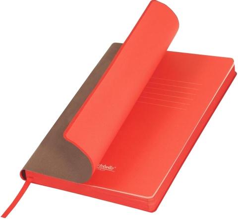 Portobello Trend LXX1501254-020/1 Ежедневник недатированный Latte, Каппучино / Красный